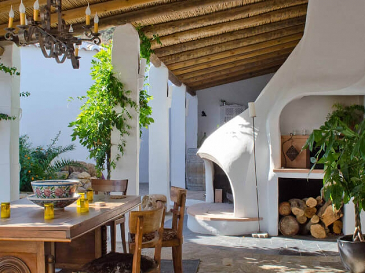 Carligto Hunting Lodge Private Holiday Villa Malaga Andalucia Spain