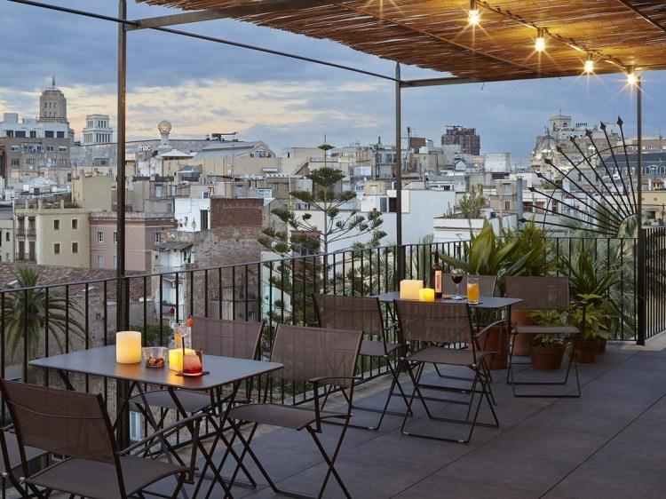 Casa Camper Hotel Barcelona con encanto design