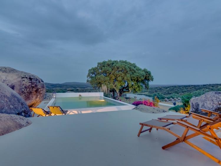 Escapada en Monte Velho Equo-Resort Alentejo Portugal hotel con encanto barato lujoso boutique con caracter pequeño
