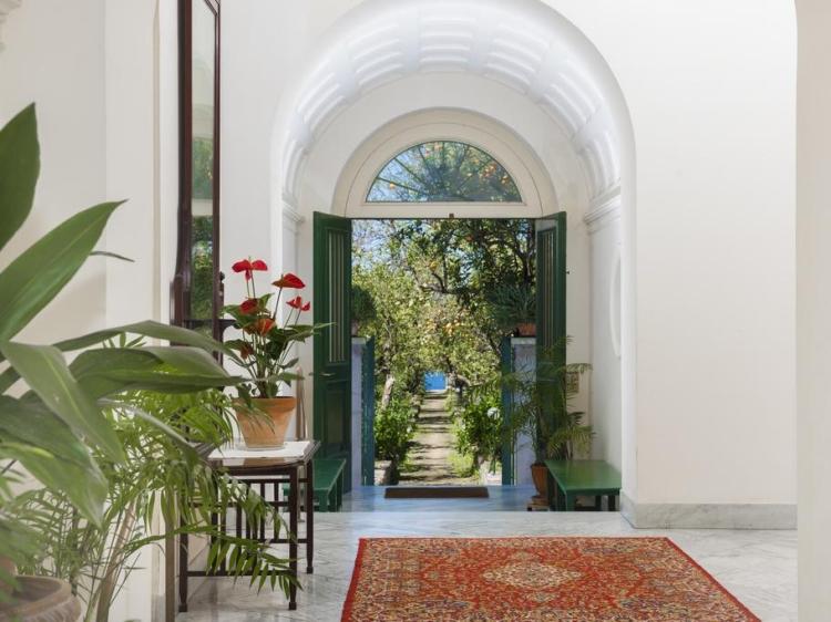Villa Tozzoli House Sorrento Italy escape costero