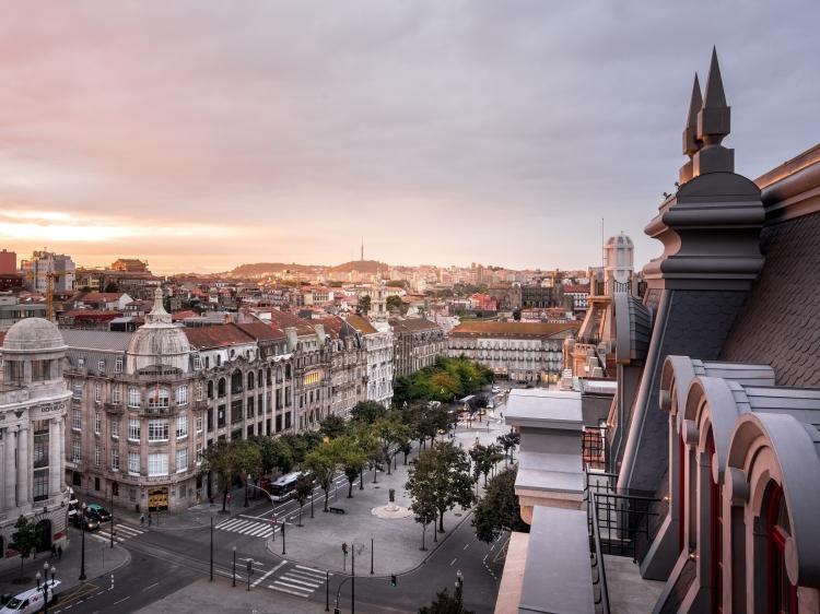 Le Monumental Palace Porto  Hotel de 5 estrellas