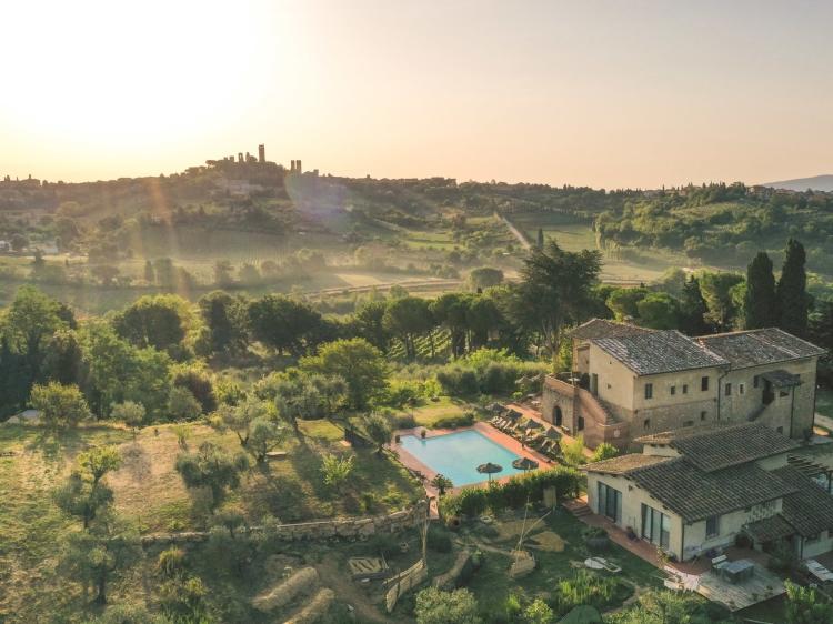 Agrivilla i pini biohotel toscana hotel con encanto