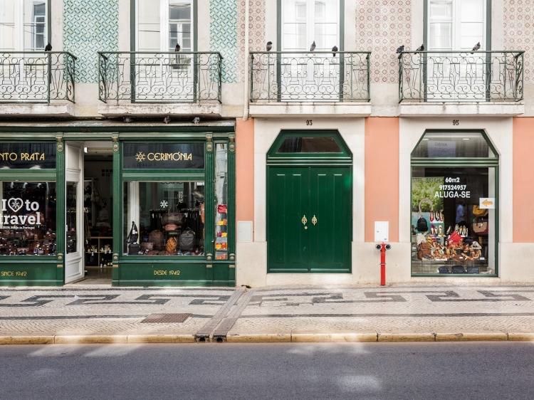 Escapada en Architectural Apartment en Baixa Central Lisboa Portugal hotel con encanto barato lujoso boutique con caracter pequeño