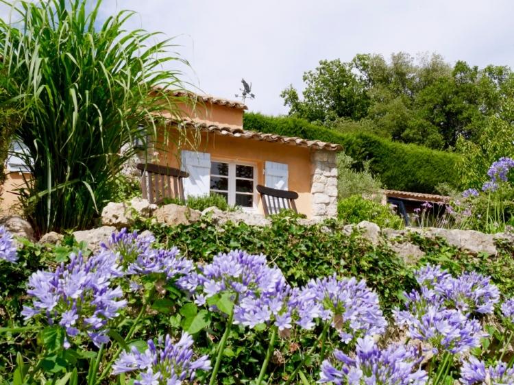 Escapada Villa Lavande Grasse Cannes lavanda naturaleza francia