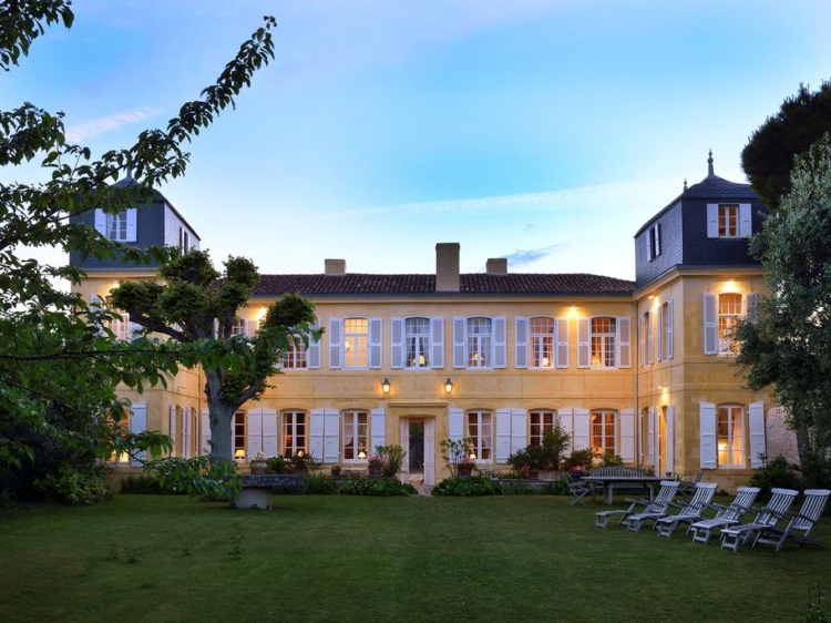 La Baronnie Hotel & Spa Saint-Martin-de-Ré Edificio histórico