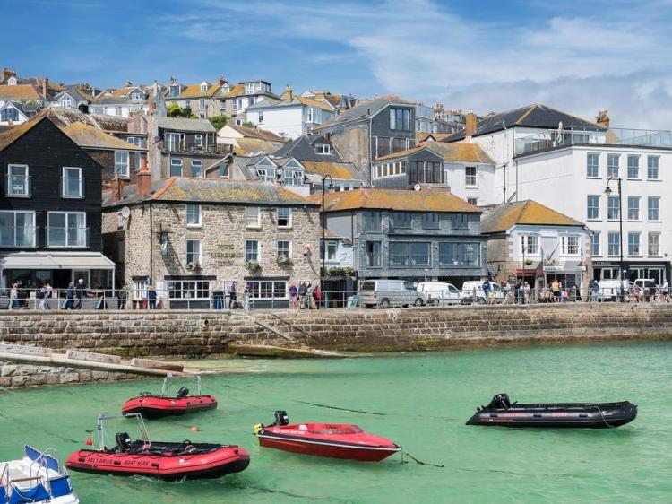 Escapada Lifeboat Inn St Ives Cornwall hotel con encanto barato lujoso boutique con caracter pequeño