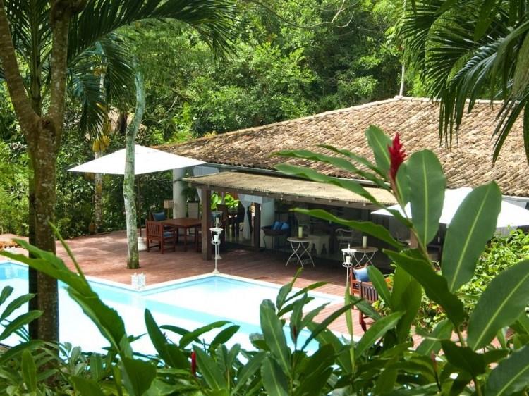 Etnia Casa Pousada Bahia Trancoso hotel con encanto barato lujoso boutique con caracter pequeño