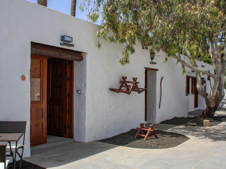 Casa Emblemática Villa Delmás Lanzarote hotel boutique con encanto pequeno