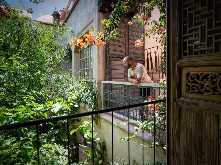 view+garden+courtyard