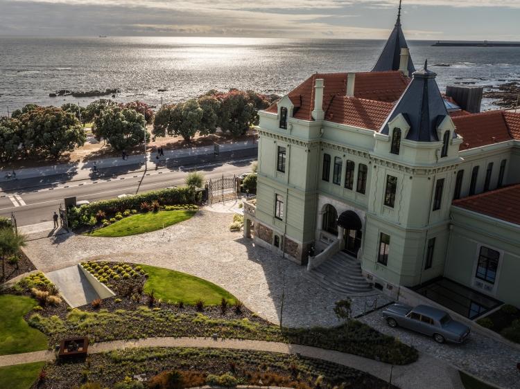 Vila Foz Hotel & Spa hotel de lujo en porto con encanto y romantico