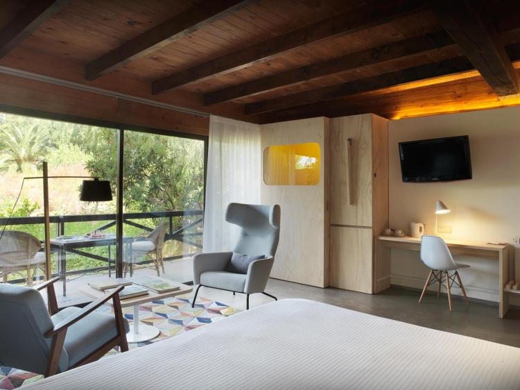 Hostería de Mont Sant Xativa Hotel boutique con encanto