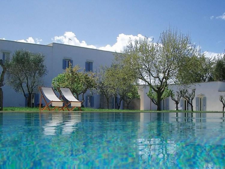 Masseria Montelauro boutique hotel puglia con encanto