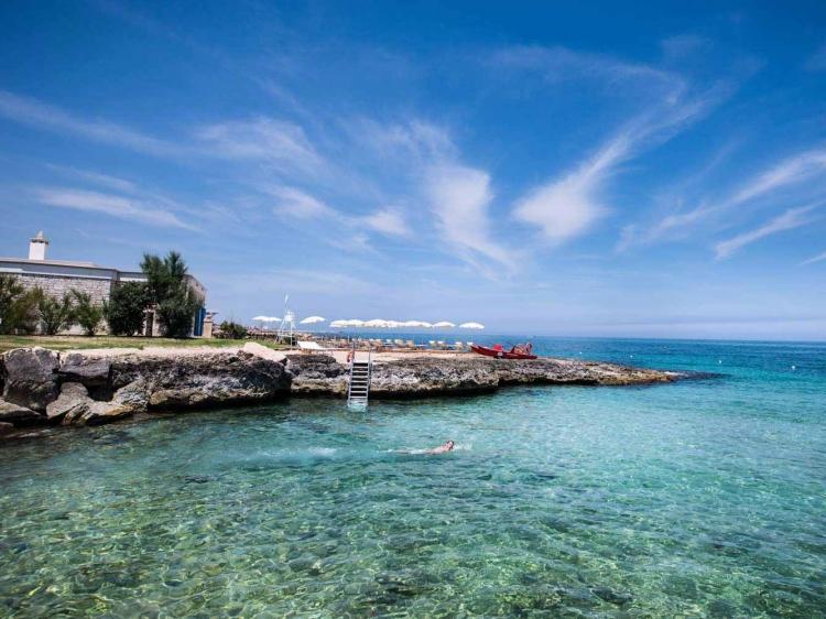Masseria domenico hotel lujo Puglia Brindisi con encanto