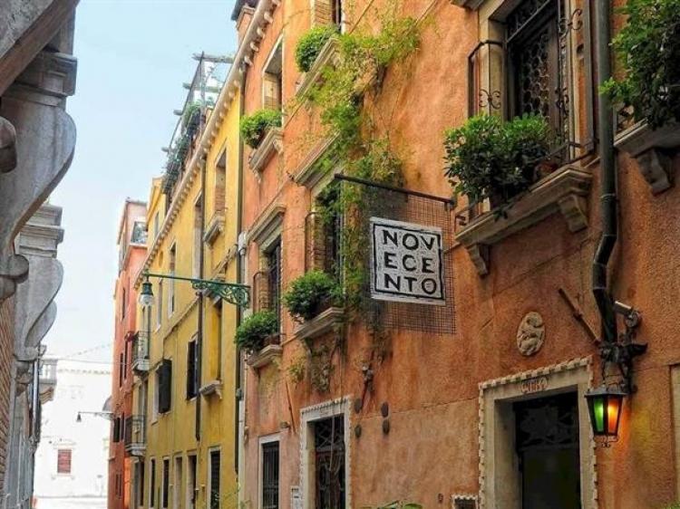 Novecento Hotel Venecia boutique romantico con encanto