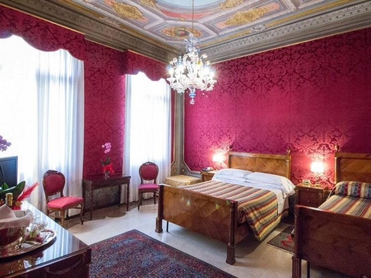 Palazzo Abadessa Venecia Hotel con encanto
