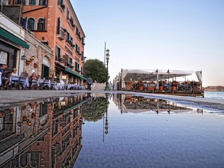 Pensione la Calcina Venice Hotel venecia romantico con encanto