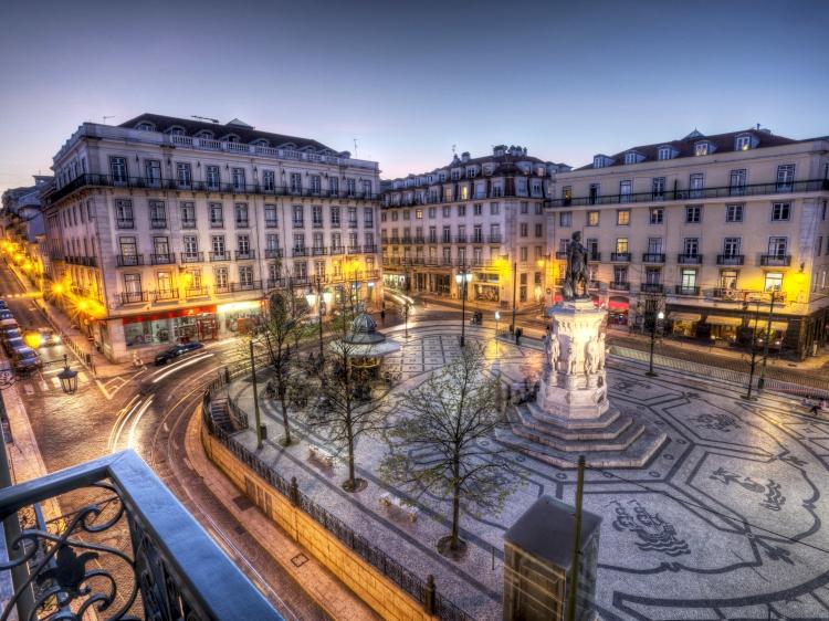 Hotel Bairro Alto Lisboa luxry hotel