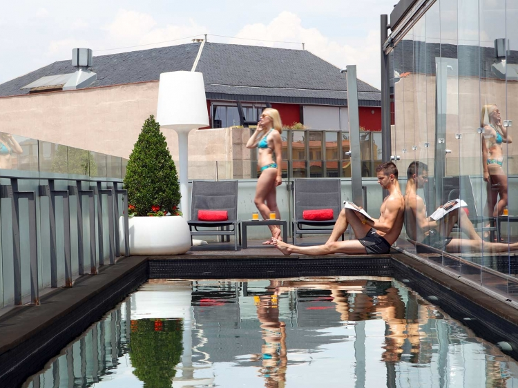 Hotel Cram Barcelona design boutique con encanto