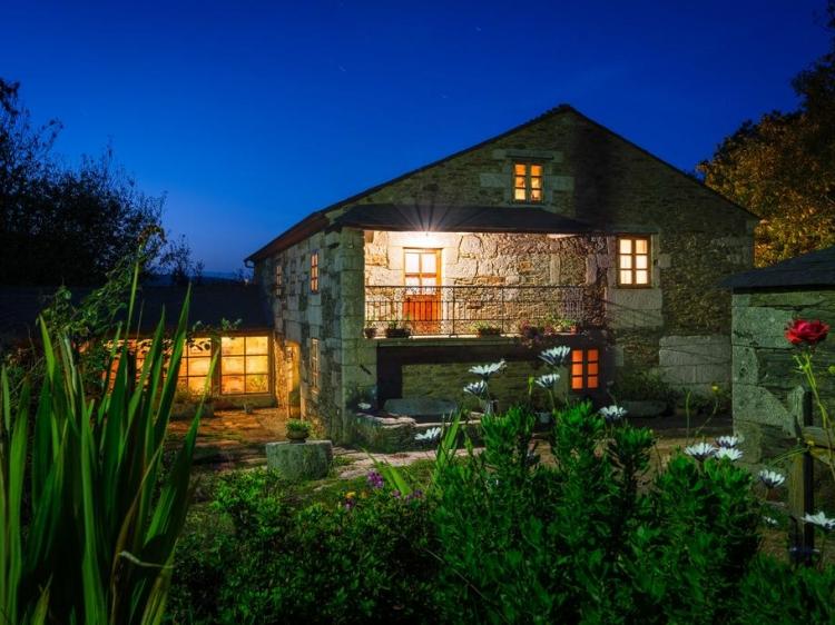 Alojamiento Rural con Encanto Casa Louran Galicia La Coruña