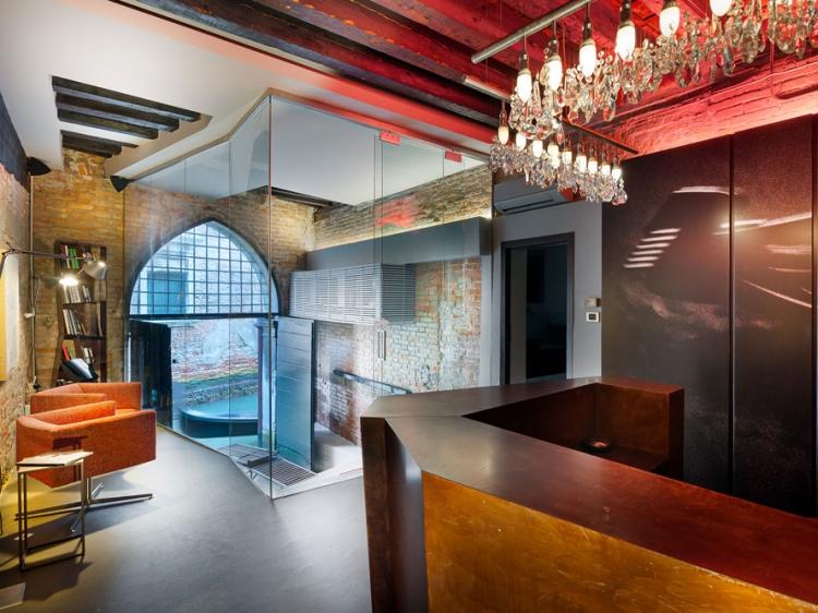 Charming House DD724 Venecia hotel con encanto design