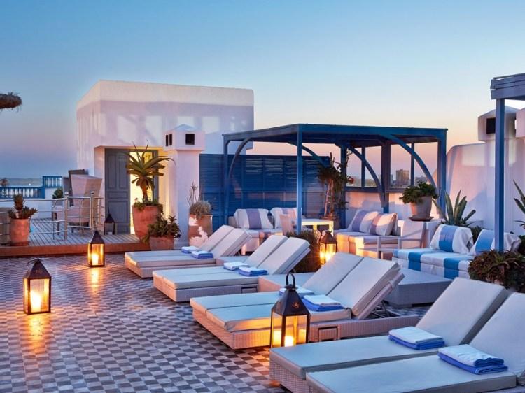 Heure Bleue Palais essaouira boutique luxus romantico con encanto hotel