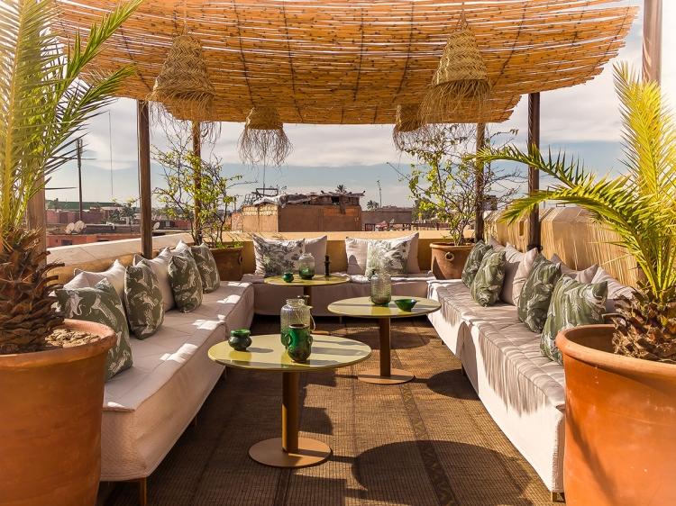 Riad 72 Marrakech boutique hotel con encanto