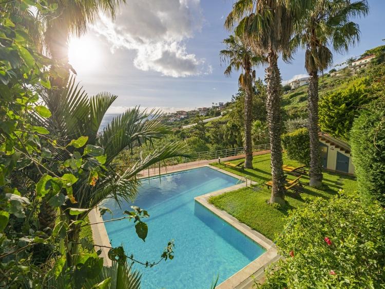 Casa Papagaio Madeira hotel con encanto