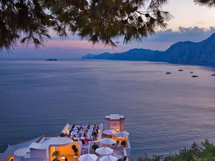 Casa Angelina Costa Amalfitana Hotel boutique romantico con encanto