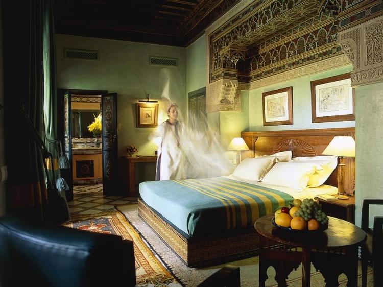 Riyad Al Moussika Hotel Marrakech b&b riad medina boutique con encanto