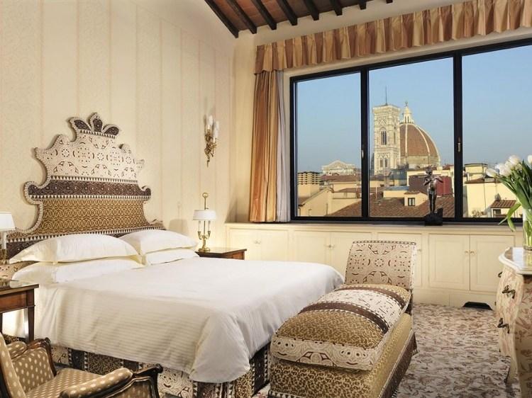 Helvetia & Bristol Hotel lujo boutique firenza
