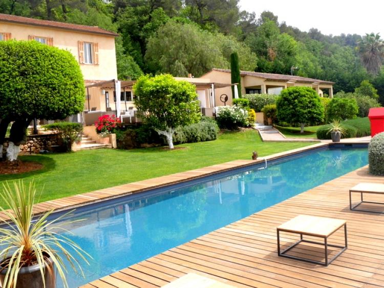 Toile Blanche Saint-Paul-de-Vence Provence Hotel
