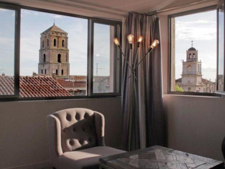 L'Hôtel de l'Amphithéâtre Arles HoteL con encanto