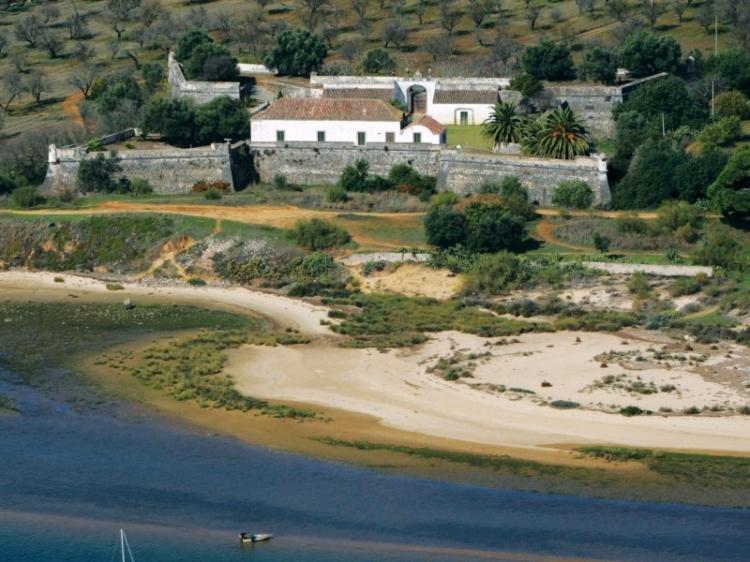 Forte São João da Barra Hotel algarve Tavira