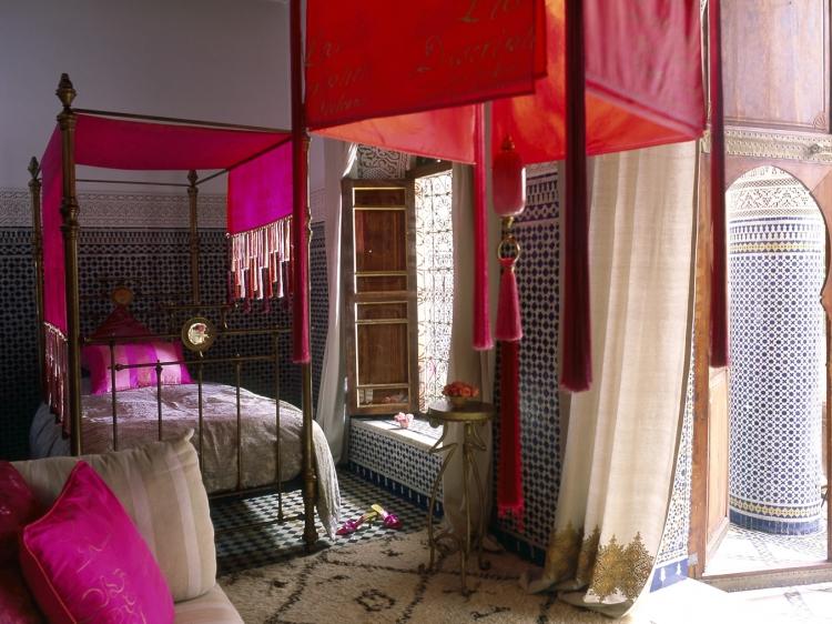Riad Enija Marrakesh hotel con encanto