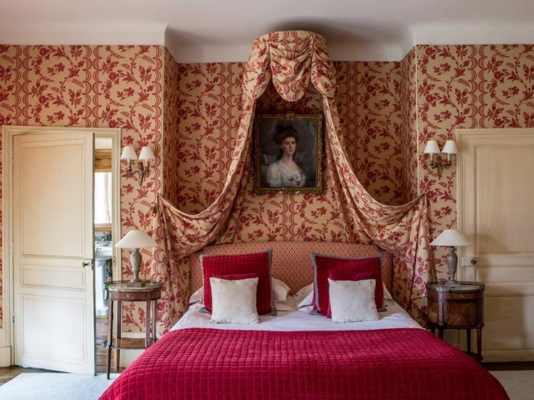 chateau des briottieres Hotel lujo con encanto Champigné