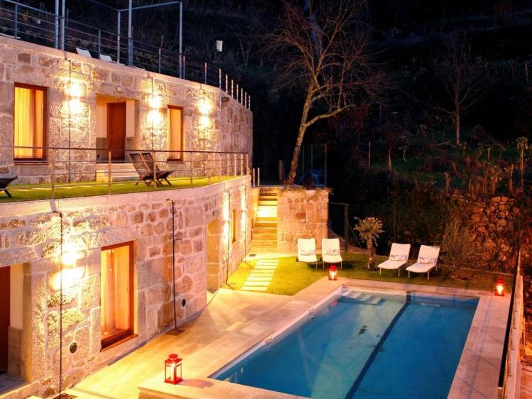 Casas da Lapa Seia boutique hotel ccon encanto