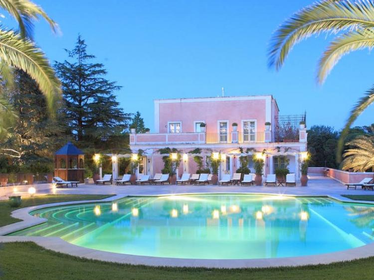 Relais Villa San Martino puglia Hotel boutique con encanto