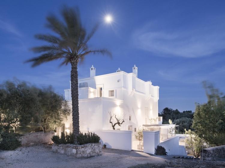 Masseria Alchimia Puglia hotel con encanto y romantico