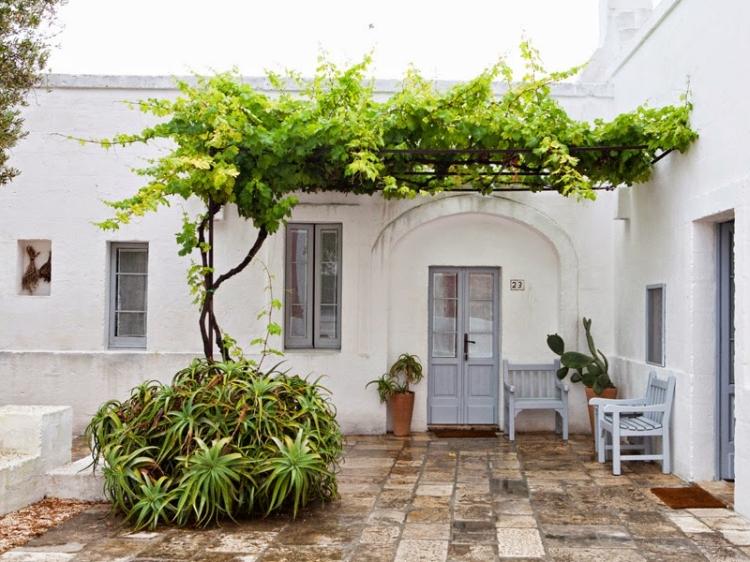 Masseria Cimino Hotel Puglia boutique lujo con encanto romantico