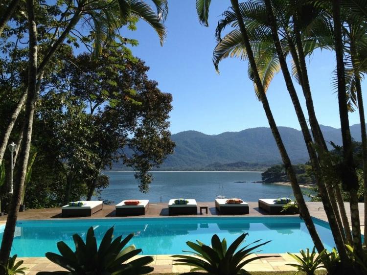 pousada hotel picinguaba ubatuba hotel sao paulo hotel romantico con encanto frente al mar