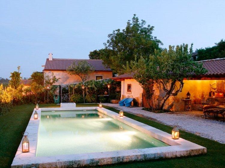 Villa Pedra alojamiento hotel portugal b&b con encanto interiro portugal romantico beiras