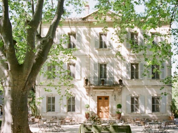 Château des Alpilles | Avignon et Provence Hotel B&B con encanto