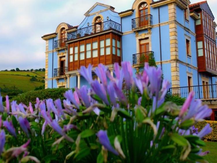 quinta de villanueva Hotel Casona asturias boutique con encanto