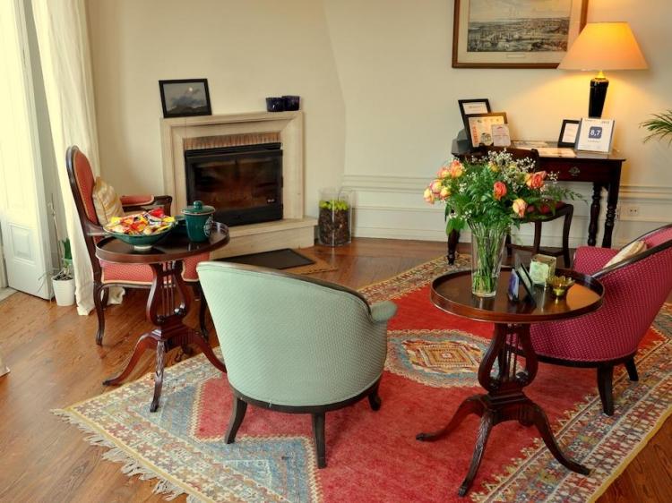 Casa Miradouro Sintra con encanto
