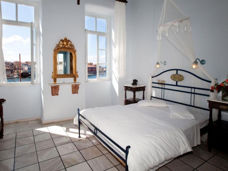 Pandora suites hotel Chania b&b apartementos con encanto