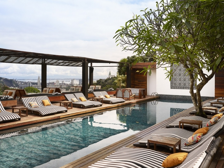 Hotel Santa Teresa Rio de Janeiro b&b boutique con encanto