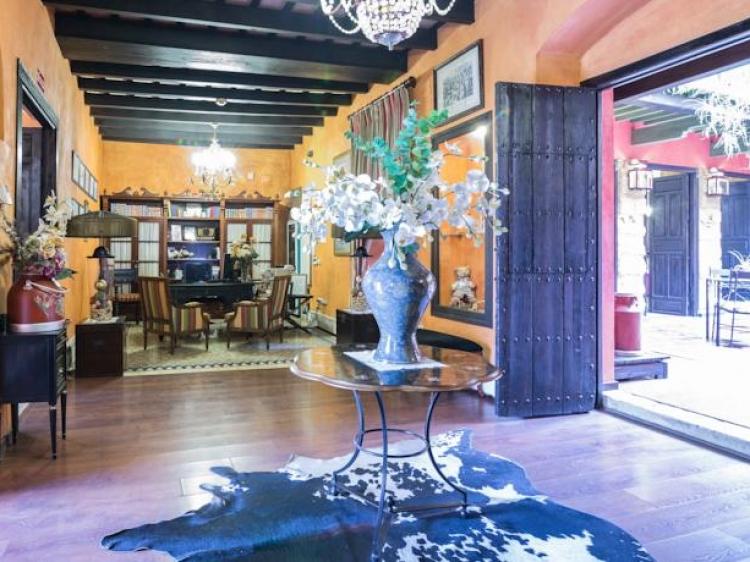 La Casona de Calderón Boutique Hotel Osuna Sevilla España