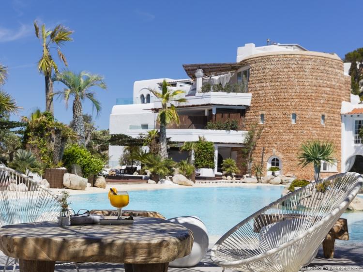 Haceinda Na xamena Ibiza hotel de lujo con encanto