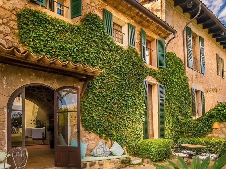Cas Xorc Hotel Mallorca  soller boutique con encanto