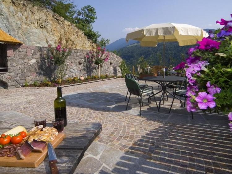 Prackfolerhof Alojamiento de montaña con encanto Dolomitas Alpes Italiano
